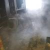 В Омской области пенсионерка чуть не спалила соседей