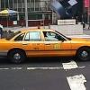 Туристы преодолели 4000 км на такси по дорогам США.