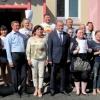 В Омске 14 выпускников детдомов получили ключи от новых квартир