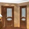 Межкомнатные двери, покрытые шпоном