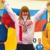 Омичка Ирина Атаманова установила новый рекорд России на первенстве мира по пауэрлифтингу