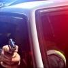 За одну ночь пьяный дрифтер в Омске нарушил правил на 15 административных дел