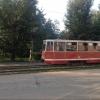 В Омске на улице Багратиона женщина попала под трамвай