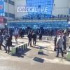 Омичи сообщают об эвакуации в торговых комплексах