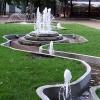 На омской госдаче к приезду президентов сделают ручеек и фонтан