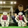 Сибирские ученые создают сборную России из андроидов-футболистов