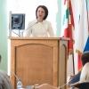 Фадина традиционно отчитается перед омскими депутатами