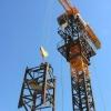 В Омской области машинист башенного крана оказался наркоманом