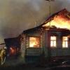 Омская семья пыталась потушить свой дом: мать и младшая дочь погибли