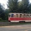 В Омске на 57 часов закроют движение трамваев