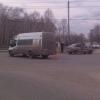 В Омске в ДТП с маршруткой пострадала девушка-подросток