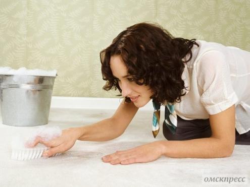 Как разрезать палас в домашних условиях