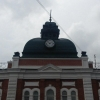 В Омске на главных часах остановилось время