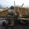 Семью, погибшую  при падении крана в Омске, похоронят за счет РЖД