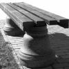 35 антивандальных скамеек установили и прошлой неделе в городе