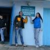 Наркоманы из реабилитационного центра в Омской области помогают облагородить село