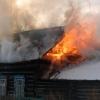 В Омской области за выходные пострадали от пожара 12 домов