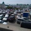 В центре Омска делают бесплатные стоянки