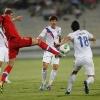 Омичи встали в пять утра ради ничьей в матче России и Кореи