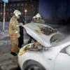 Омич сжег автомобиль родственницы