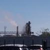АБЗ в Омске оштрафовали на 380 тысяч рублей за загрязнение воздуха