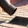 Эффективный отвод воды с помощью поверхностного дренажа и ливневой канализации