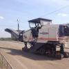 Омские дорожники начали ремонт на улице 3-я Транспортная