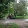 В результате ДТП в Омском районе погиб водитель трактора