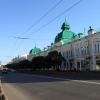 В Омске до середины октября на улице Ленина перекроют две полосы