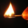 В Омске ночной покупатель угрожал сжечь магазин