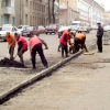 Работы на улице Омской  будут контролировать ежедневно