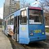 Третий модернизированный трамвай вышел на линию в Омске