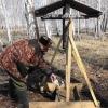 В Омской области проводят меры по спасению диких животных