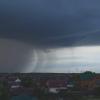 В Омской области ожидается сильный ветер и град