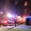 Из 5-этажного общежития в Омске при пожаре эвакуировали 55 человек