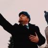 Возле памятника Ленину в Омске замечен живой Владимир Ильич