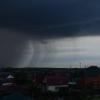 В ближайшие дни в Омской области будет дождь и гроза