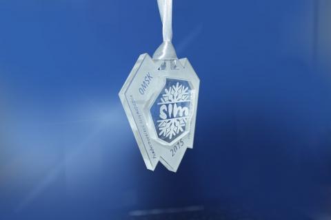 ледяная медаль