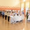 Бурков побывал на кадетском балу в Крутинском районе