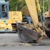 В Омске под ковшом погиб владелец трактора