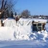 В Омской области школьники построили себе помещение для прогуливания уроков