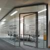 Универсальность стеклянных перегородок