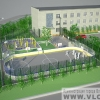 В Омске откроется новая спортивная площадка