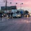 Нетрезвые омичи устроили аварию на фоне заката (фото)