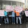 """Работники омской фабрики """"Инмарко"""" потребовали повышения зарплаты"""