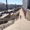 К приезду важных гостей в Омске благоустроят пространства за счет федеральных средств