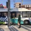 Новые автобусы в Омске тоже ломаются