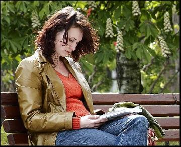 Бульвар-читальня