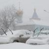 До конца ноября в Омской области будет холодно и снежно