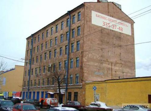 Аренда офиса в Калининском районе Санкт-Петербурга - Омега, бизнес-центр